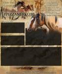 *LipizzanerKgirl layout by MonocerosArts