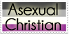 Asexual Christian by Unicornarama