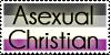 Asexual Christian by Unicornarama