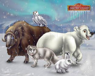 The Arctic Guard by MonocerosArts