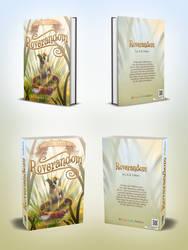 Roverandom book cover design