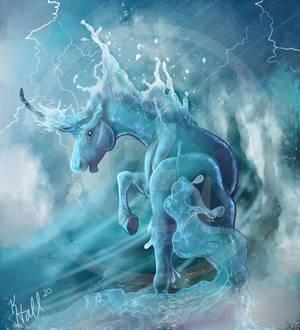 Water Unicorn