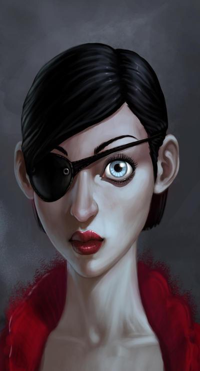 the eye by DanielaUhlig