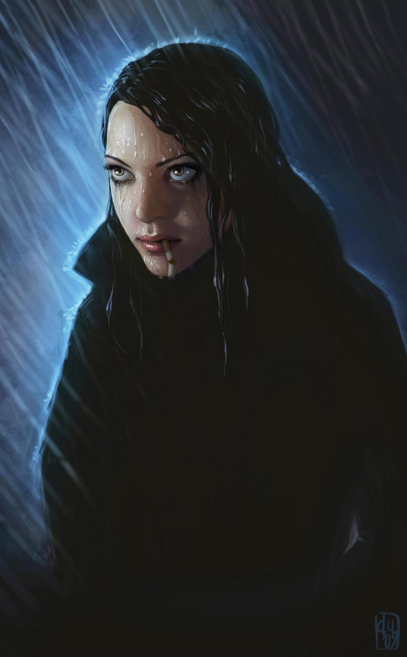 Rain by DanielaUhlig