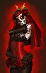 Dia de los Muertos by DanielaUhlig