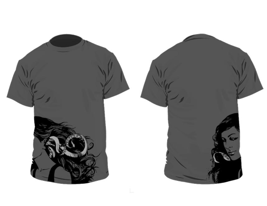 Rotor t-shirt by DanielaUhlig