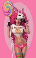BirthdayBunny by DanielaUhlig