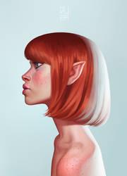 Pixie Portrait