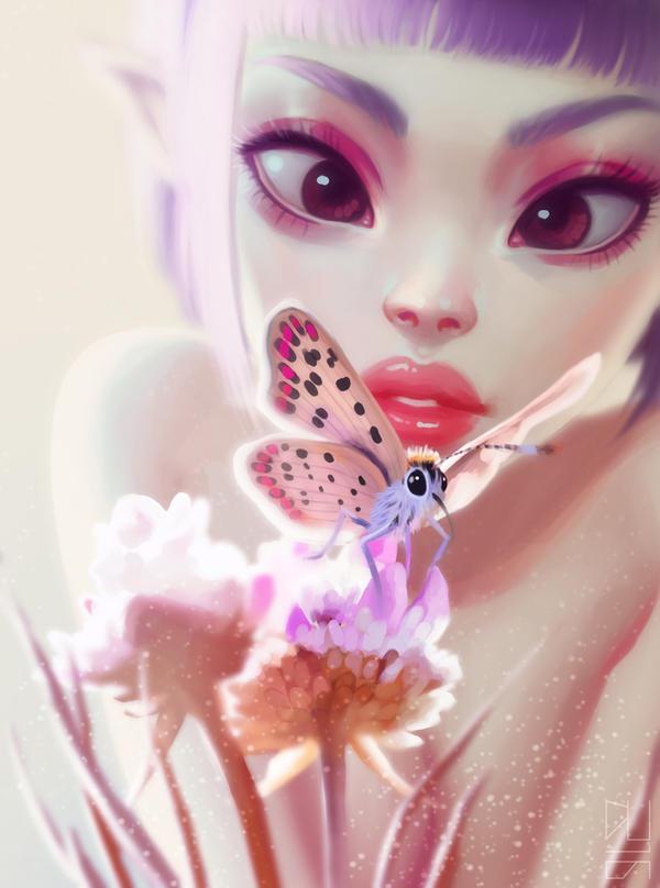 Butterfly by DanielaUhlig