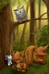 .:forest dump:.