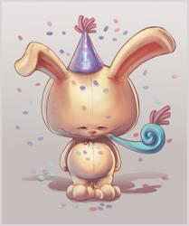 party animal by DanielaUhlig