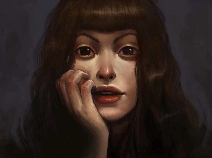 I am watching you by DanielaUhlig