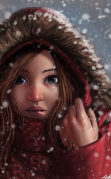 WinterTears by DanielaUhlig