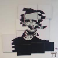 Brain Glitch: Edgar Allan Poe