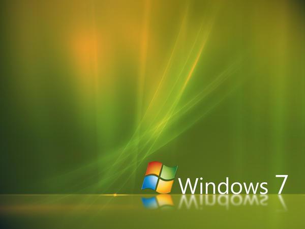Windows 7 Aura by WindowsNET