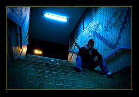 Upstairs by CykeADelic