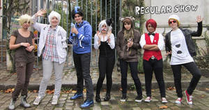 Regular Show Cosplay