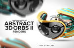 Free Abstract Orbs Render Pack 2