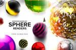 Free Sphere Renders Pack