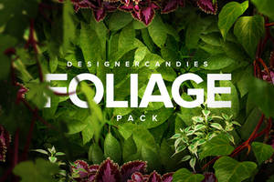 The Foliage Pack by DesignerCandies