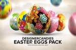 3D Easter Egg Pack