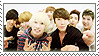 Super Junior stamp by Fiveonthe