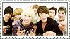 Super Junior stamp by Fiveonthe