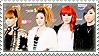 2ne1 stamp by Fiveonthe