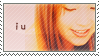 IU stamp by Fiveonthe