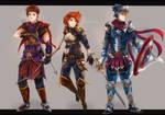 Avengers: Fantasy Re-design