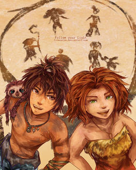 [The Croods] Follow Your Light