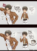 SnK: YOU BRAT by Fiveonthe