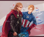 Thor 2: Stop it, Loki!
