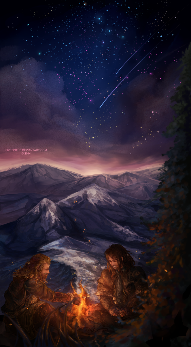 The Hobbit: Brothers. by Fiveonthe