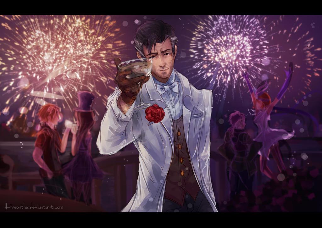 Mr. Jayce Gatsby by Fiveonthe