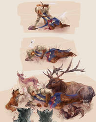 AC3: Sleeping Beauty by Fiveonthe