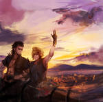 ffxv: on our way