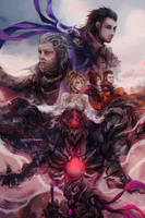 KINGSGLAIVE. by Fiveonthe