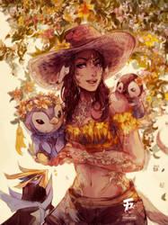 Comm: Jasmine.