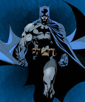 The Dark Knight by Tarantinoss