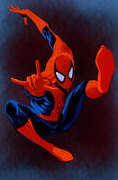 The Amazing Spider-Man by Tarantinoss