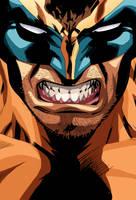 Wolverine by Tarantinoss