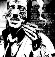 John Constantine: The Hellblazer by Tarantinoss