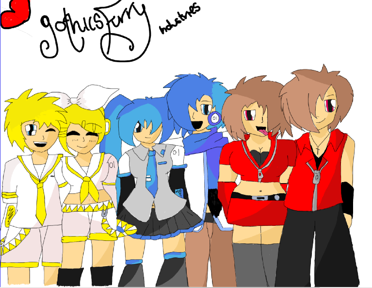 Vocaloid Couples -Rin/Len-Miku/Kaito-Meiko/Meito. by ...  Vocaloid Couple...