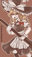 Marisa Kirisame 3
