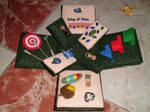 Zelda gift box by elbuhocosturero