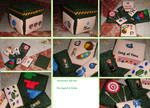 Aniversary gift box by elbuhocosturero