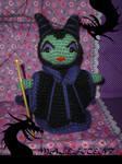 Maleficent amigurumi