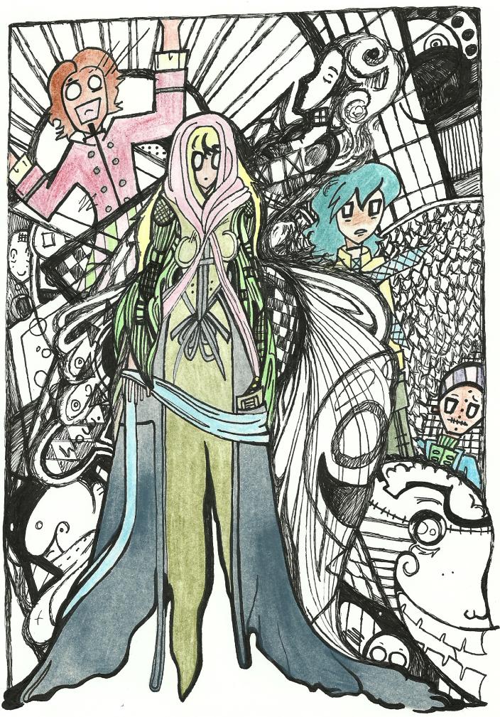 Color Me Confused by Silanceemikki