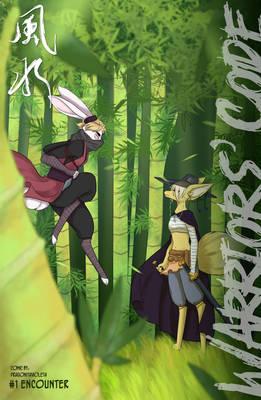 Warriors' Code Comic | #1 Encounter | Cover